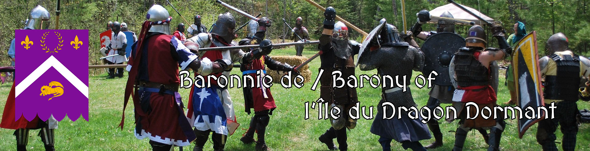 Barony of l'Ile du Dragon Dormant