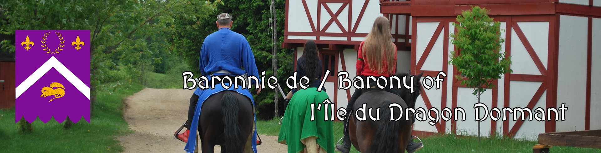 Barony of l'Ile du Dragon Dormant