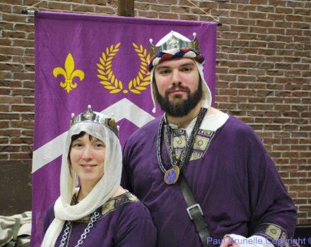 VIVAT aux nouveaux Baron et Baronne!!